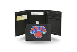 NBA New York Knicks Embroidered Tri-Fold / Wallet - $37.23