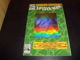 Spider-Man #26 Marvel Comic Book 1992 Peter Parker NM/M Condition Hologr... - $3.59
