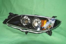 04-08 Mazda 3 Sedan Halogen Headlight Head Light Lamp Driver Left LH **NOS** image 2