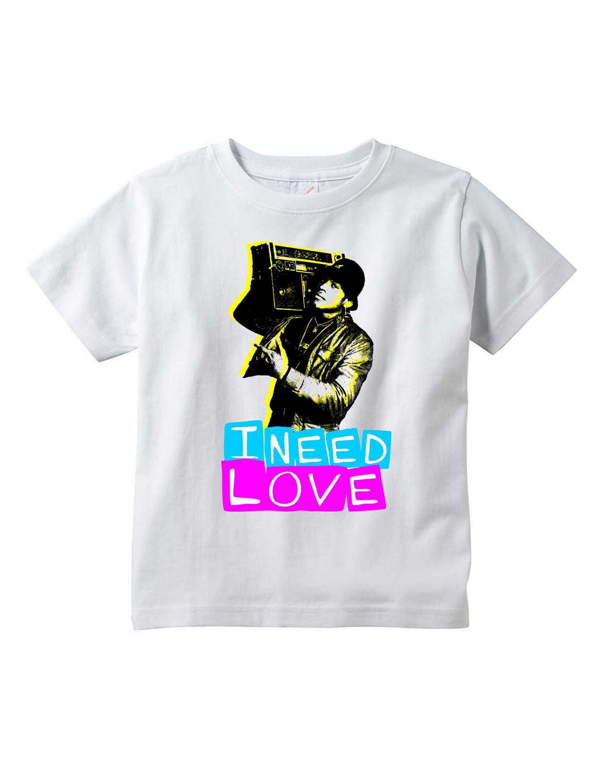 Custom LL Cool J Graphic Tshirt