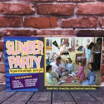 Vintage 1990 Slumber Party Board Game Cadaco #517 100% Complete w/ Goody Rollers - $24.99