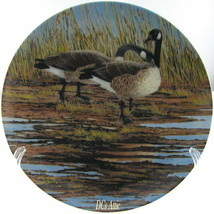 Courtship Wings Upon the Wind Bradford Exchange Collector Plate - €17,68 EUR