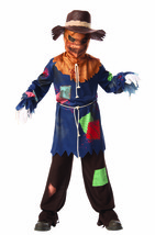 Rubies Sinister Scarecrow Scary Evil Spooky Childrens Halloween Costume ... - $27.99