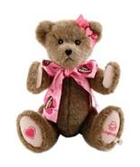 """Boyds Longaberger  """"Luv N Kisses"""" #95358LB- 14"""" Plush Bear-Longaberger E... - $84.99"""
