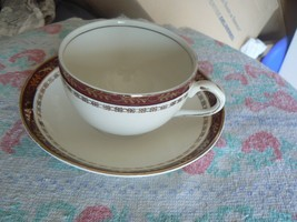 Alfred Meakin Kingsdale cup and saucer 10 available - $9.26