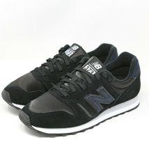 New Balance Nb 373 WL373KSP Negro Plata Visón Mujer Talla 8 Eur 39 UK 6 Running image 3