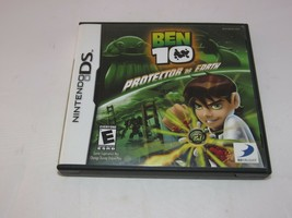 Ben 10: Protector of Earth (Nintendo DS, 2007) - European Version - $9.80