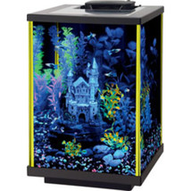 Aqueon Yellow Aqueon Neoglow Aquarium Kit Column 5 Gallon - $110.23