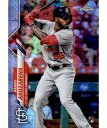 Randy Arozarena 2020 Topps Chrome Prism Refractor Rookie Card #49 - $3.00