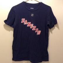 Reebok Vintage Rangers Shirt Sz LG 14/16