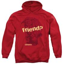 Labyrinth - Ludo Friend Adult Pull Over Hoodie Officially Licensed Apparel - $34.99+