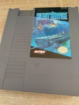 Nintendo NES Silent Service image 1