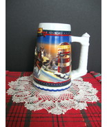 2002 Budweiser Guiding The Way Home Holiday Stein - No. CS529 - No Box  - $15.00