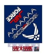 USA MADE US UNITED STATES AIR FORCE FLAMES BANDANA HEAD WRAP HANKY Scarf... - $9.99