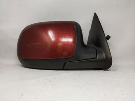 2000-2002 Gmc Yukon Passenger Right Side View Power Door Mirror Red 79984 - $94.05