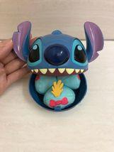 Disney Stitch Box and Scrump Moji Magnet. Delicious Sweet Theme Very Pretty NEW - $45.00