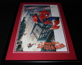 1989 Amazing Spider-Man Framed 10x15 Poster Official Repro Marvel - $46.39
