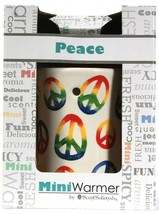 1 Count ScentSationals Mini Warmer Peace Safe Clean Heat Source With 20w... - $21.99