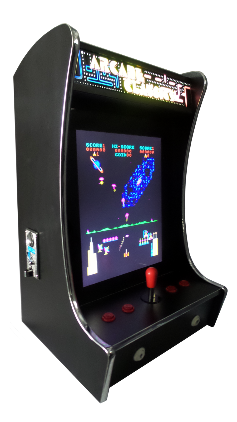 Bartop Classic Arcade Machine and 50 similar items