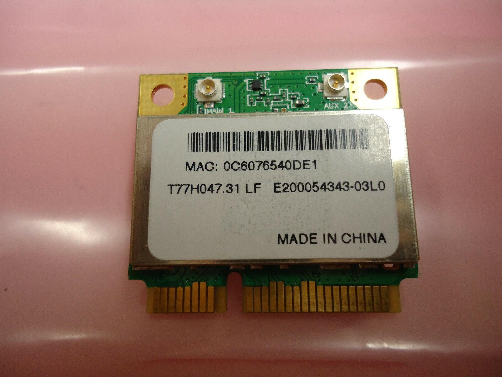 Acer AR5B93 Aspire One 532h 5534 Atheros 802.11 bgn Wireless PCI-E Card New