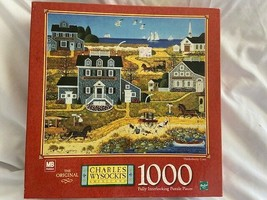 Charles Wysocki 1000 Piece Jigsaw Puzzle Game Thicketberry Cove Rompecab... - $54.45