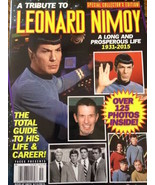Leonard NimoyTribute Special Collector's Edition Magazine— Over 125 Phot... - $12.86