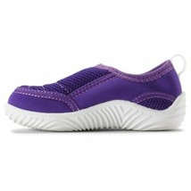 NEW Speedo Kids Toddler Boys Girls Purple Surfwalker Beach Pool Water Shoes NWT image 2