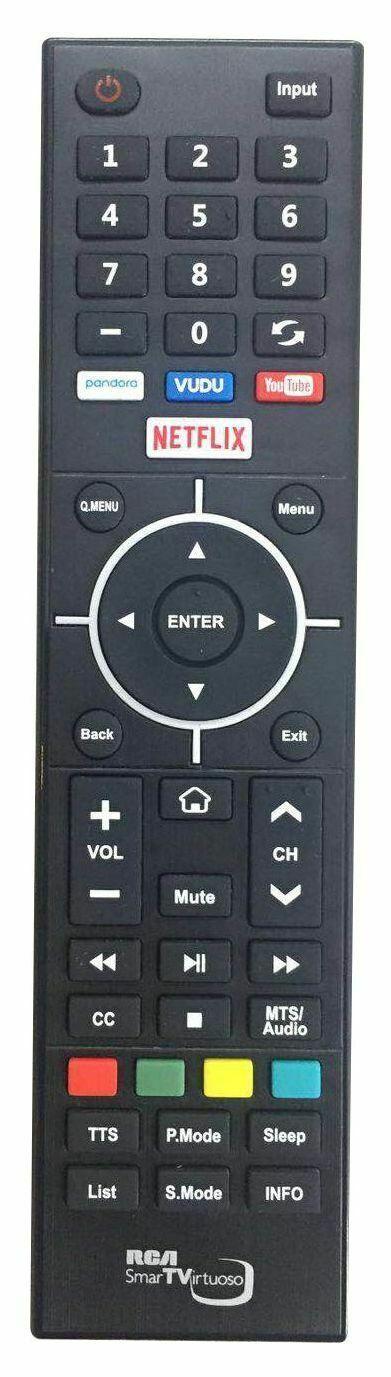 "RCA VIRTUOSO 55"" Class 4K Ultra HD (2160P) Smart LED TV (RNSMU5536) image 2"