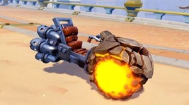 Skylanders Superchargers Burn Cycle Figure Pack Fire Land New Toys To Life - $7.92