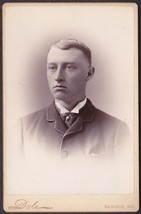 Thomas George Lord Cabinet Photo - University of Maine Class of 1888 (Or... - $17.50