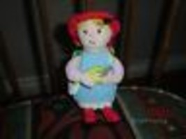 Little Miss Muffet Doll & Storybook 2002 Bookworks - $57.83
