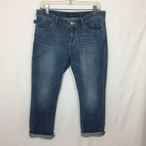 Rock & Republic Kendall Cropped Jeans Size 10 Mid Rise - $22.77