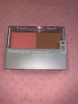 Neutrogena Healthy Skin Custom Glow Blush & Bronzer *20 Posie Glow* - $65.34