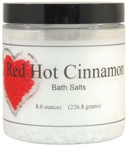 Red Hot Cinnamon Bath Salts - $12.60+