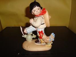 The Franklin Mint U. N. Children Juan From Mexico 1978 Porcelain Figurine EX  - $9.09