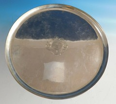 """Kalo Sterling Silver Round Serving Tray Handwrought #H957 15"""" (#2180) - $2,695.50"""