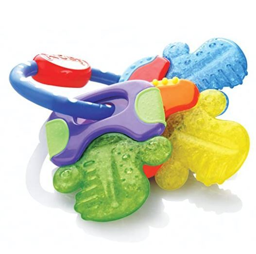 Primary image for Nuby Ice Gel Teether Keys