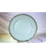 Royal Bayreuth Antique Circa 1912 Pink Floral Swags Dinner Plate - $10.70