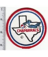 "Vintage Early 1970s ABA Dallas Chaparrals 3"" Round Patch (sew on) defunct team - $5.99"