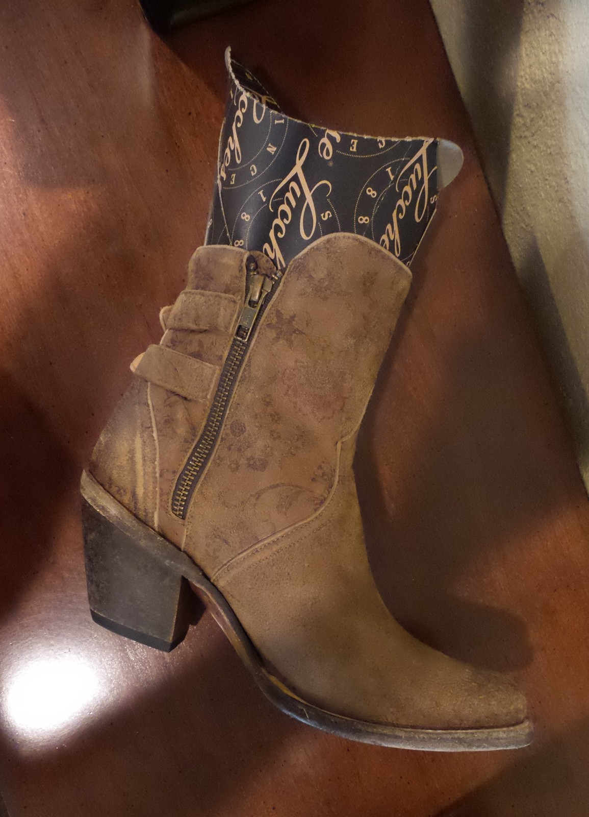 517d9533840e Lucchese Catalina Distressed Short Shaft and 50 similar items