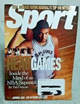 Sport Magazine March 1999 Tim Duncan Dirk Nowitzki Jaromir Jagr - $7.69