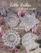 Little Doilies in Thread Crochet, Crochet  Pattern Booklet  ASN  1115 RA... - $18.95