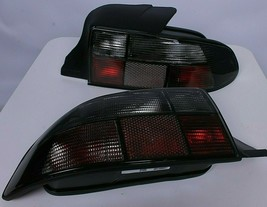 Tail Lights BMW Z3 Convertible Roadster Rear EURO Clear Smoked Tailights Set New - $191.59