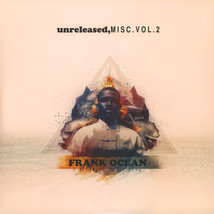 "Frank Ocean - Unreleased Misc 2 [2LP] Vinyl 12"" Record 2016 33 RPM X/1000 - £27.63 GBP"