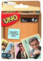 UNO The Office Card Game with 112 Cards & Instructions, Gift for Kid, Ad... - $10.80