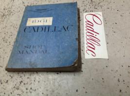 1961 GM Cadillac Eldorado Seville Reparatur Shop Werkstatt Service Manue... - $98.95