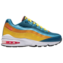 NIKE AIR MAX 95 YOUTH SIZE 4.0 TO 6.5 GREEN ABYSS NEW COMFORTABLE RARE L... - $119.44