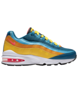 NIKE AIR MAX 95 YOUTH SIZE 4.0 TO 6.5 GREEN ABYSS NEW COMFORTABLE RARE L... - $119.32