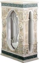 Leone Statuesque Decorative Sand Timer Lions & Italian Columns 5 Minute - $37.49