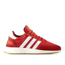 Adidas Originals Iniki Runner Boost OG Classic Red White Men nmd ultra B... - $123.75